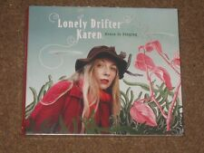 Lonely Drifter Karen - Grass Is Singing [Digipak] (2008)Sealed New.