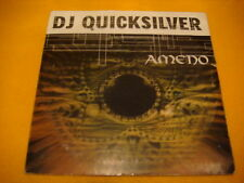 Cardsleeve Single CD DJ QUICKSILVER Ameno 2TR 2001 house trance dance