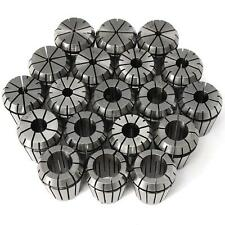 19pcs Metric Precision ER32 Collet Chuck 2-20mm For CNC Chuck Milling Engraving