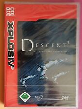 DESCENT 3 GERMAN LANGUAGE PC CD-ROM SPACE AGE GAME from XPLOSIV new & sealed