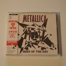 METALLICA - HERO OF THE DAY - 1996 JAPAN CD SINGLE 6-TRACKS