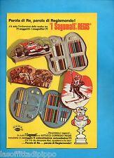 ALTOP973-PUBBLICITA'/ADVERTISING-1973- REGIS - ASTUCCI I SAGOMATI