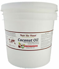 RAW 100 % EXTRA VIRGIN COCONUT OIL (1 GALLON)