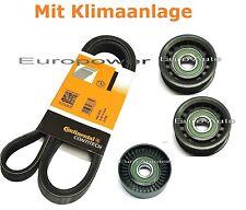 Keilrippenriemen-satz+Spannrolle MERCEDES C KLASSE W203 W204 200/220/270 CDI