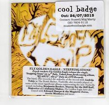 (GM779) Fly Golden Eagle, Stepping Stone  - 2015 DJ CD