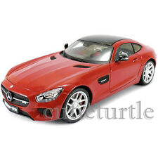 Maisto Mercedes Benz AMG GT 1:18 Diecast Model Car Exclusive Edition 38131 Red