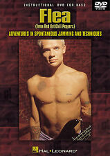 BASS GUITAR DVD FLEA Red Hot Chili Peppers Lesson NEW