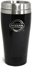 Nissan Travel Mug Travel Coffee Mug Cup Stainless Steel Tea Mug Thermo - Black