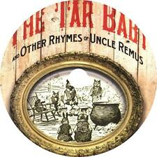 Tar Baby and Other Rhymes of Uncle Remus Audiobook Joel Chandler Harris 1 MP3 CD