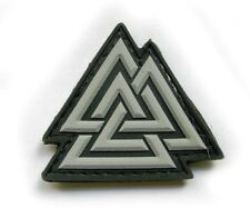 VALKNUT 3D PVC TACTICAL ARMY MORALE RUBBER PATCH #15