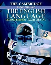 The Cambridge Encyclopedia of the English Language, Crystal, David, Acceptable B
