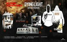 DYING LIGHT PREMIUM EDITION NEW CONTENT ONLY NO GAME XBOX ONE PS4 PC HOODIE