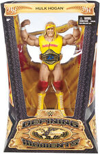 Hulk Hogan - WWE Defining Moments Exclusive Mattel Toy Wrestling Action Figure