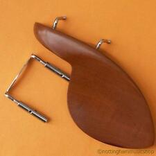 4/4 FULL SIZE VIOLIN CHIN REST BROWN COLOUR CHINREST + SXREW CLAMP NEW