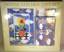 New Deluxe Kitchen Gift Set Journal-To Do List-Coupon Keeper