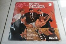 RITA REYS AND THE DUTCH SWING COLLEGE BAND JAZZ SIR THATS OUR BABY LP DUTCH 1963