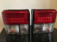 Klarglas LED-Rückleuchten für VW T4 Bus/Kasten, rot/klar, Satz, 2 Stück! Top!