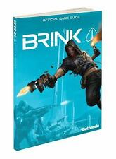 NEW Brink Official Game Guide Prima strategy xbox 360 ps3 pc paperback