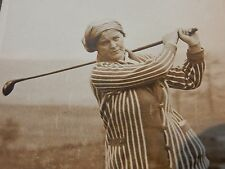 Gladys Ravenscroft (1888–1960)  lady golfer.  WIRRAL BIRKENHEAD Turnberry open