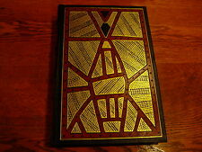 BRUCE CHATWIN-THE SONGLINES-SIGNED-HB-F-1987-FRANKLIN LIBRARY-RARE