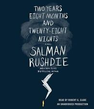 Two Years Eight Months and Twenty-Eight Nights by Salman Rushdie (2015, CD,...