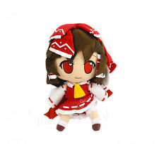 Touhou Project Hakurei Reimu Cosplay Stuffed Soft Plush Toy Doll 25CM