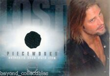 LOST - SEASON 2 PIECEWORKS CARD - SAWYER'S SHIRT - JOSH HOLLOWAY PW4