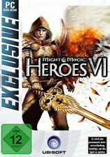 PC Computer Spiel ***** Might & Magic: Heroes 6 VI **********************NEU*NEW