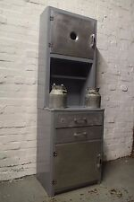 Retro industrial style Larder unit/ dumb waiter (DELIVERY AVAILABLE)