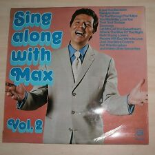 MAX BYGRAVES - Sing Along With Max Vol 2 (Vinyl Album)