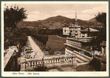 PAVIA SALICE TERME 18 GODIASCO - VILLA ESPERIA Cartolina viaggiata 1940