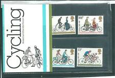 GB - PRESENTATION PACK - 1978 - CENTENARY - CYCLING CLUBS