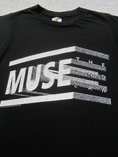 MUSE the 2nd law X-SMALL T-SHIRT