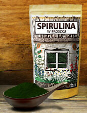 Spirulina Powder Superfood 100% Natural 250g Detoxes Heavy Metals, Boosts Energy
