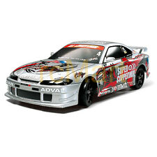 Tamiya Nismo Coppermix S15 Silvia 190mm Clear Body 1:10 RC Cars Touring #51258