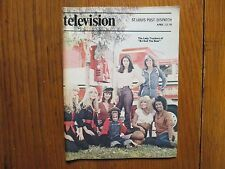 Ap-1981 St. Louis Post-Dispatch TV Mag(BJ AND THE BEAR/JUDY LANDERS/BARBRA HORAN