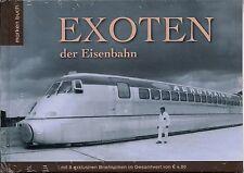 Österreich 2010 MARKENBUCH - Exoten der Eisenbahn - Exotics of the railway MNH