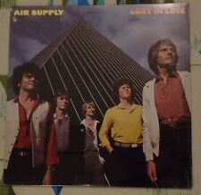 Air Supply SEALED LP Lost In Love 1980 Mint
