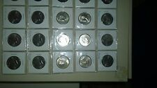 FROM Original OBW Uncirculated Roll, 1997-P Kennedy Half Dollars IN 2X2sI