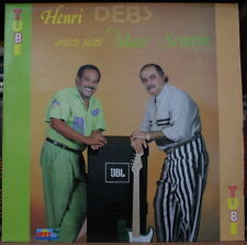 HENRI DEBS ARTISTE INVITEE MAX SEVERIN TUBE  FRENCH LP 1990