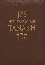 JPS Hebrew-English Tanakh: The Traditional Hebrew Text and the New JPS Translati