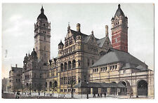 UK Imperial Institute University of London Vintage Hartmann Postcard