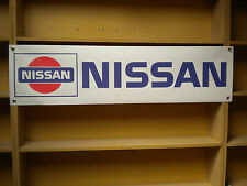 Retro classic Nissan workshop banner, Silvia, Bluebird, Cherry.. etc