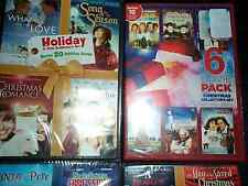 Hallmark Lifetime Channel 16 MOVIES DVD SETS Christmas HOLIDAY LOT NEW SEALED