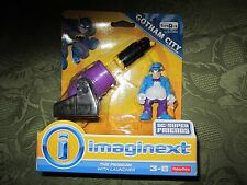 Fisher Price Imaginext DC Super Friends Gotham City The Penguin with Launcher