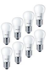 8er Pack Philips LED-Lampe 4 W ersetzt 25 Watt E27 2700K Warmweiß 250 lm EEK A+