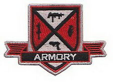 VERY extremely RARE Call of Duty XP 2011 MW3 patch ARMORY BADGE FREE SHIPPING