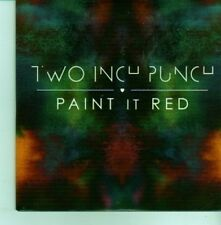 (CX803) Two Inch Punch, Paint It Red - DJ CD