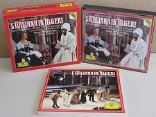 Rossini: L'italiana in Algeri 2-CD (DG Box) Claudio Abbado/Baltsa/Raimondi/Dara