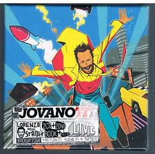 LORENZO JOVANOTTI NEGLI STADI BACKUP TOUR 2013 BOX 2 CD  + 2 DVD SIGILLATO!!!
